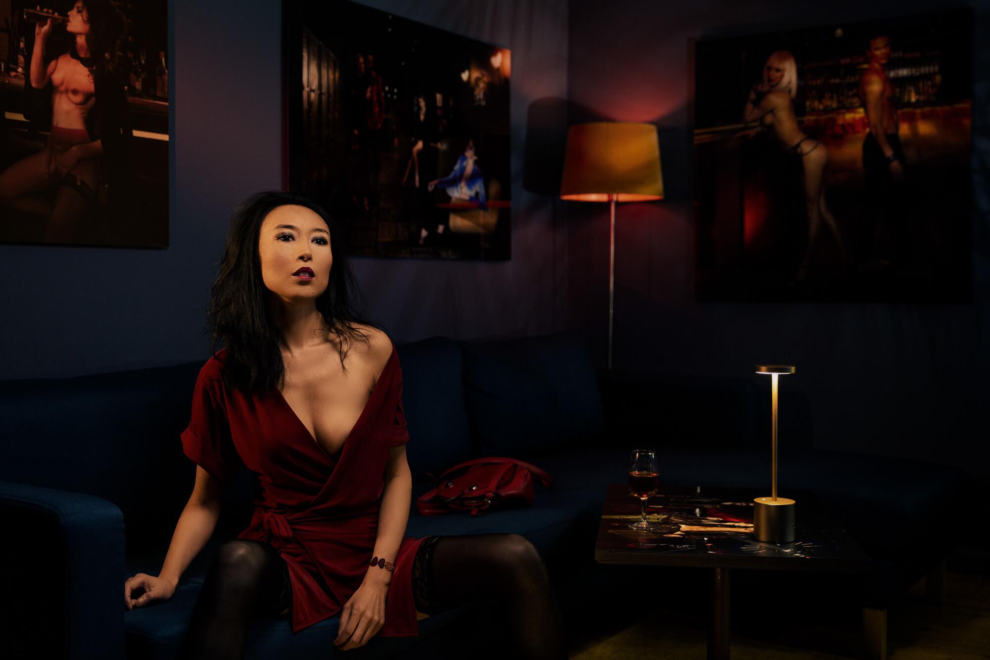 Photographe d'art Pierre SAGE - La sensualité mise à nu