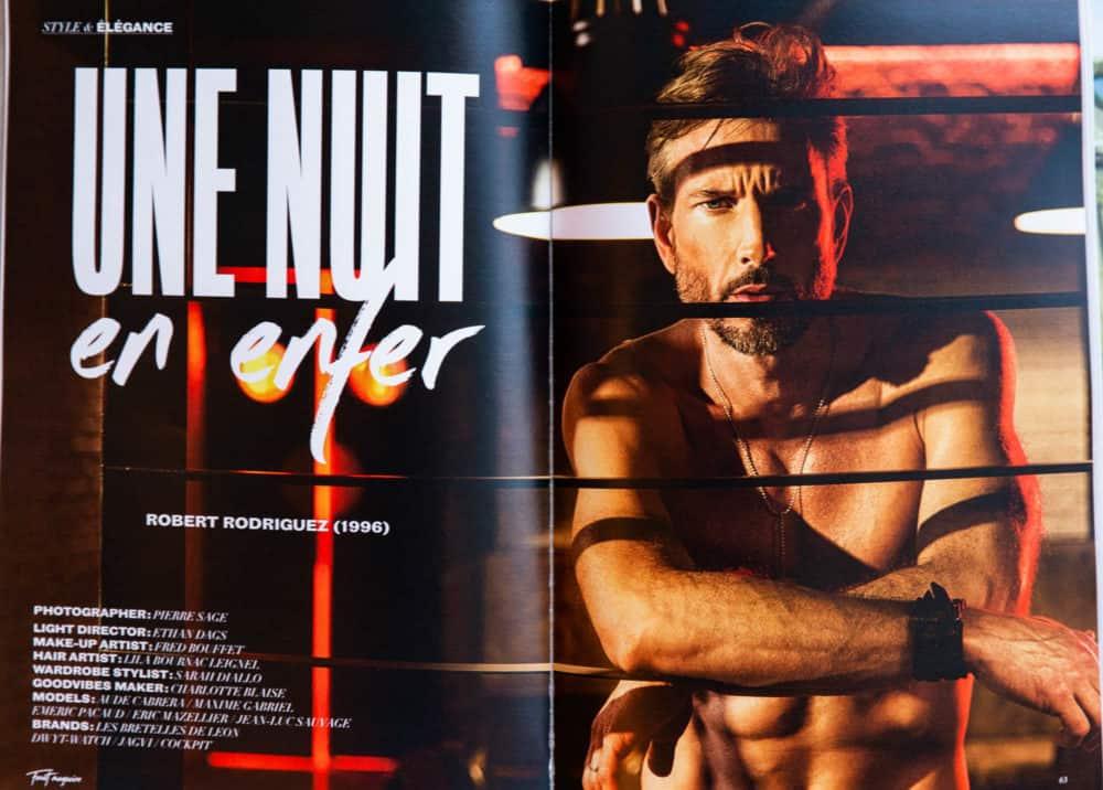 Pierre SAGE Edito Faust Magazine