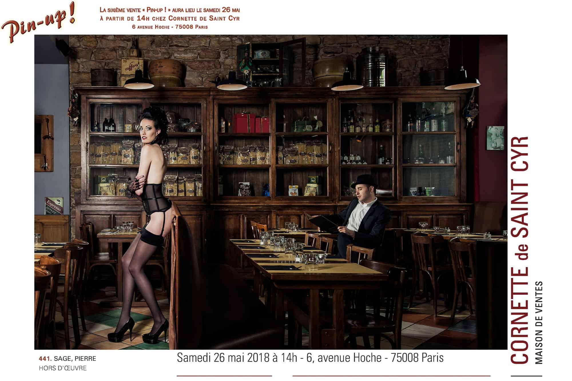 92493870c34 Le catalogue PIN UP · Pierre SAGE Exposition Cornette de Saint Cyr