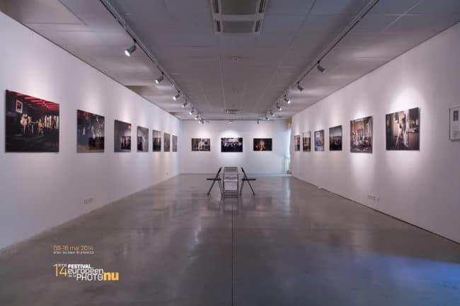 Pierre SAGE Exposition Festival Européen de Nu à Arles